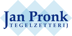 Tegelzetter Jan Pronk Logo